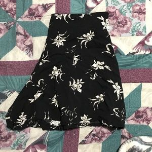 High Waisted Shorts (Floral)